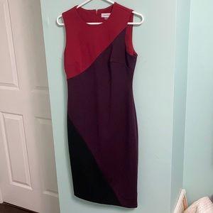Women's size 2 Calvin Klein dress